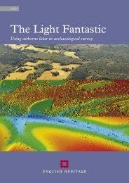The Light Fantastic: Using airborne lidar in ... - English Heritage