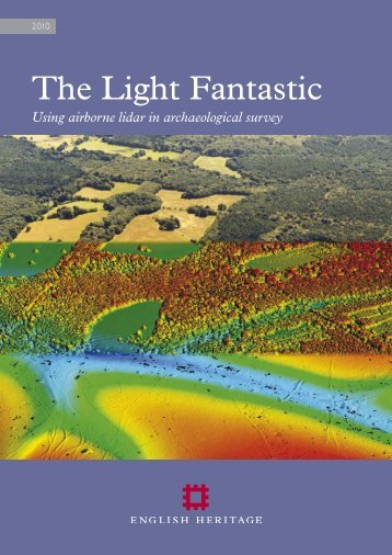 The Light Fantastic: Using airborne lidar in ... - English Heritage
