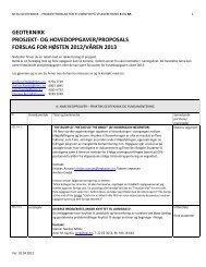 og hovedoppgaver/proposals forslag for høsten 2012/våren ... - NTNU