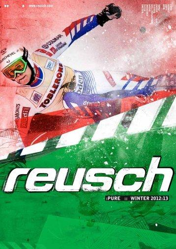 Katalog Reusch - Zima 2012/2013