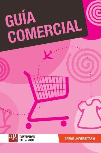 Guía Comercial 2007 - Universidad de La Rioja