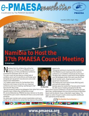 ePMAESA Newsletter April-May 2011