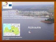 Aizkraukles novada pašvaldības pieredze dabas aizsardzības plāna ...