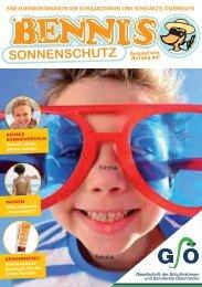 sonnenschutz - Gesellschaft der Schulärztinnen und Schulärzte