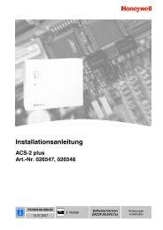 Installationsanleitung - ASB-Security-Shop