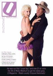 March 06 - Q Magazine