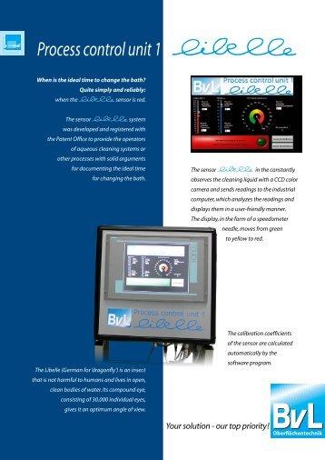 Process control unit 1 - BvL Group
