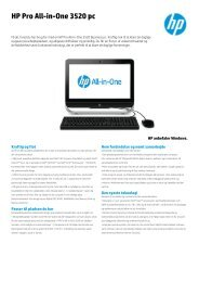 HP pro 3520 all-in one