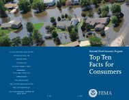 Top Ten Facts for Consumers