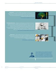 Imaging & IT I Innovative Bildgebungsverfahren von Siemens sind ...