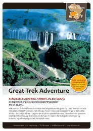 Great Trek Adventure