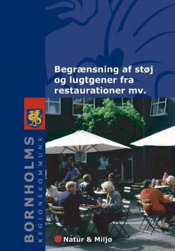 og lugtgener.pdf - Bornholms Regionskommune