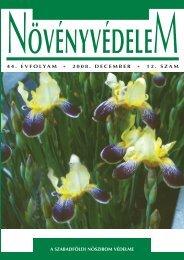2008/12. - Országos Mezőgazdasági Könyvtár