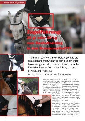 Ansicht - Service ums Pferd