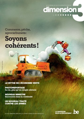 Dimension 3 No. 2013/2 (mars-avril 2013)
