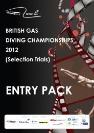ENTRY PACK - Swimming.org