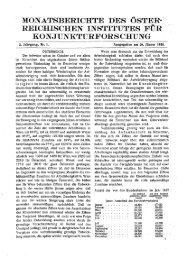 monatsberichte des oster- reichischen institutes für ... - Wifo