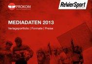 Mediadaten herunterladen - RevierSport Online