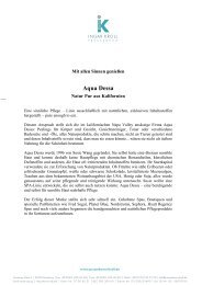PR-Text 1 - Ingar Kroll