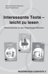 Interessante Texte – leicht zu lesen - vpm