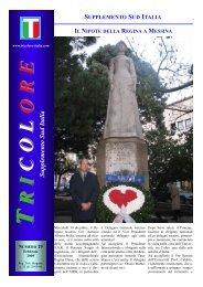 Febbraio 2009 - Tricolore Italia