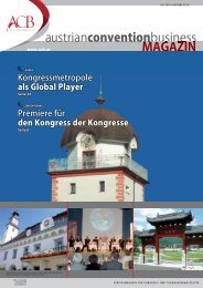 Download PDF - Austrian Convention Bureau