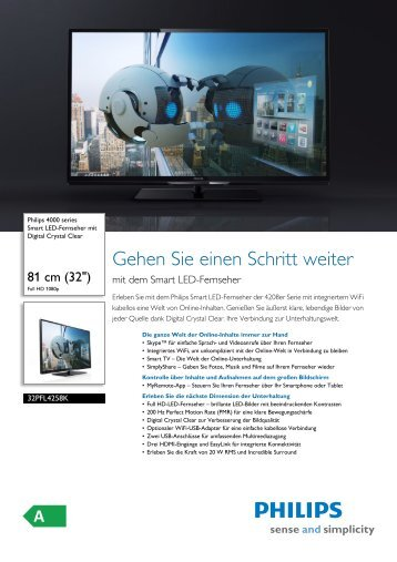 Produktdatenblatt - Cosse.de