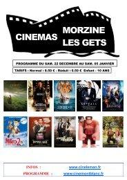 Programme du 22/12 au 05/01/2013 (1,04 Mo)