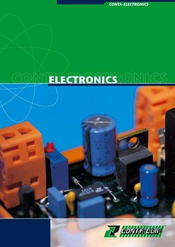 ELECTRONICS - CONTA-CLIP