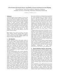A Novel Feature Extraction for Neural - Speech Prosody 2010