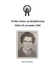 Les heftet - Norges Astma- og Allergiforbund