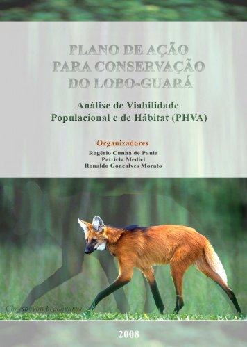 Plano de ação para a conservação do lobo-guará - Pró-Carnívoros