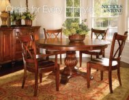 Chairs for Every Lifestyle - Stickley