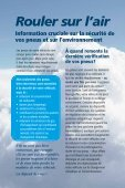Rouler sur l'air - Transports Canada - Page 2