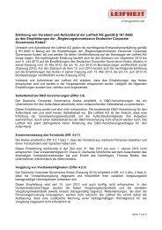 CGK Entsprechenserklärung Dez 2013 (Homepage) - Leifheit