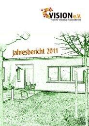 Jahresbericht 2011 - VISION eV