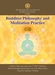 01 Meditation Panel Preface.indd - United Nations Day of Vesak 2013