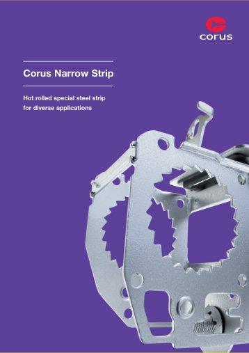 1573 CORUS Narrow strip UK - Tata Steel