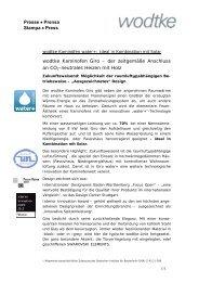 Presse • Prensa Stampa • Press wodtke Kaminofen Giro – der ...