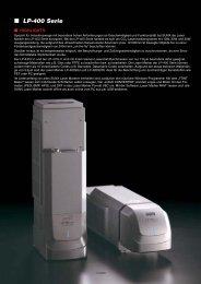 LP-400 Serie - Panasonic Electric Works Italia SRL