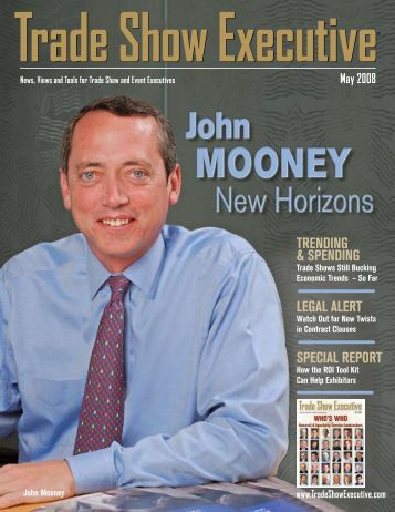 the May 2008 Issue in PDF Format - Trade Show Executive
