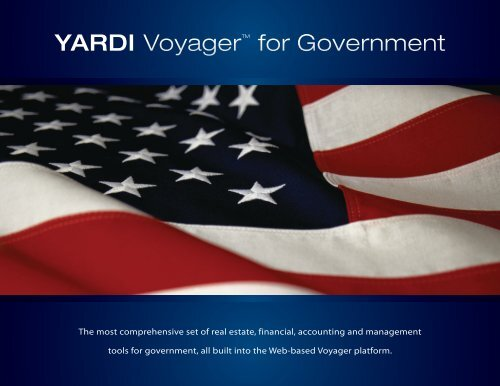 Voyager Government - Yardi