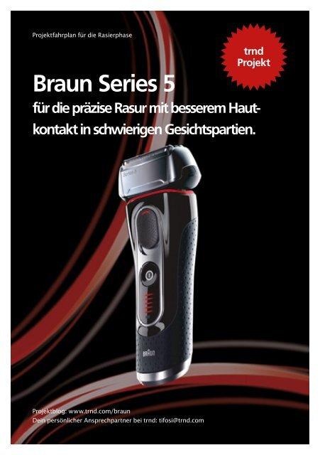 Der neue Braun Series 5. - trndload