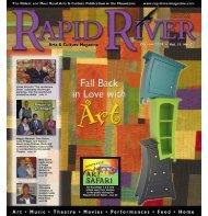 Return of an Angel - Rapid River Magazine