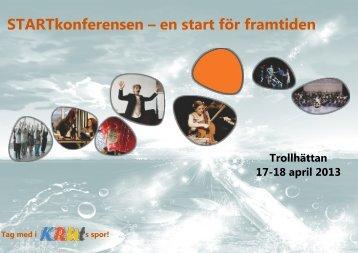Invitation till startkonference - SMoK - Sveriges Musik