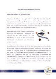Gerstner Pressemappe -digitale Vorlage