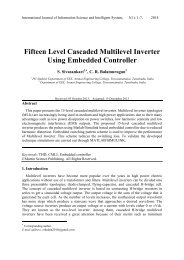 Fifteen Level Cascaded Multilevel Inverter Using Embedded Controller