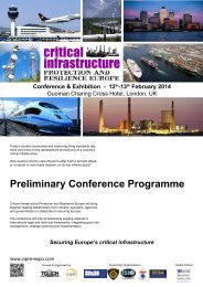Preliminary Conference Programme