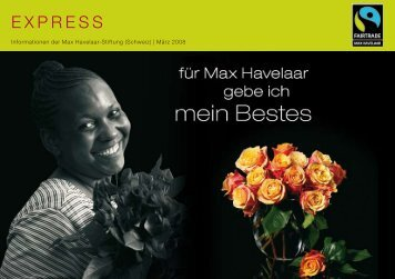 expreSS expreSS - Max Havelaar Switzerland