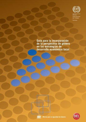 Guía para la incorporación de la perspectiva de género en las ...